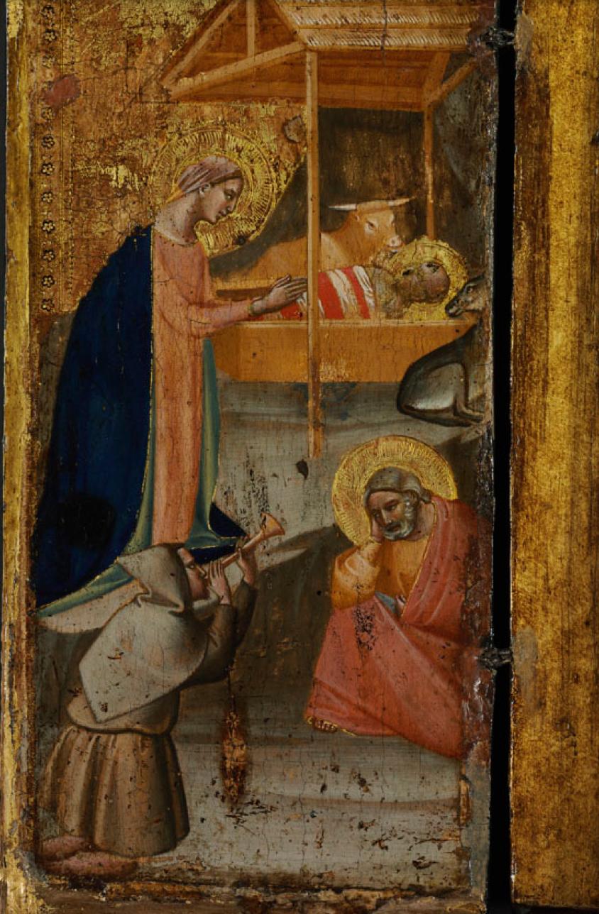 1340 ca Taddeo Gaddi Budapest Fine Arts