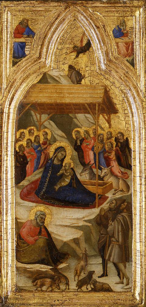 Taddeo Gaddi Gift of Mrs. Charlotte A. Maser 1335