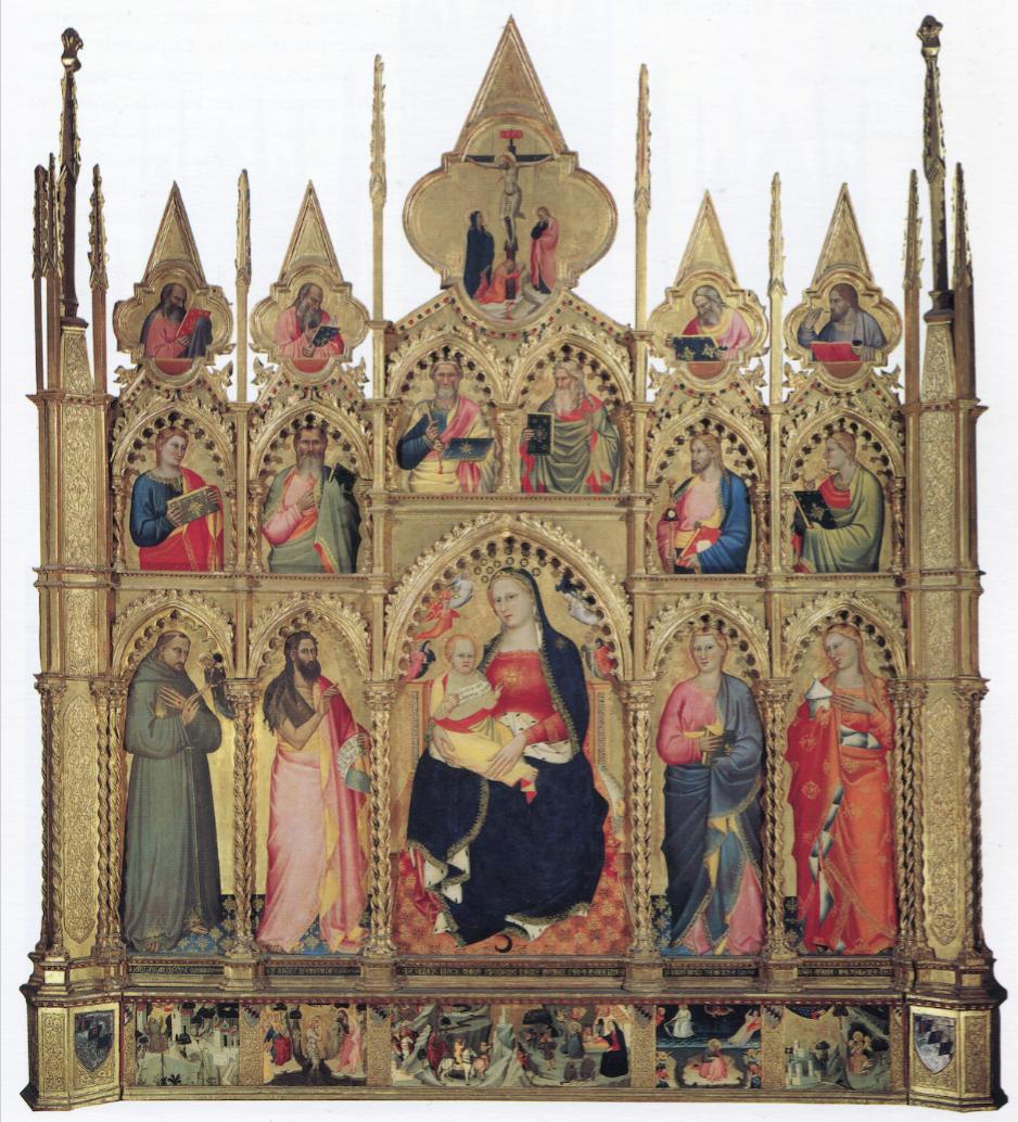 1379 Biondo Croce Rinuccini